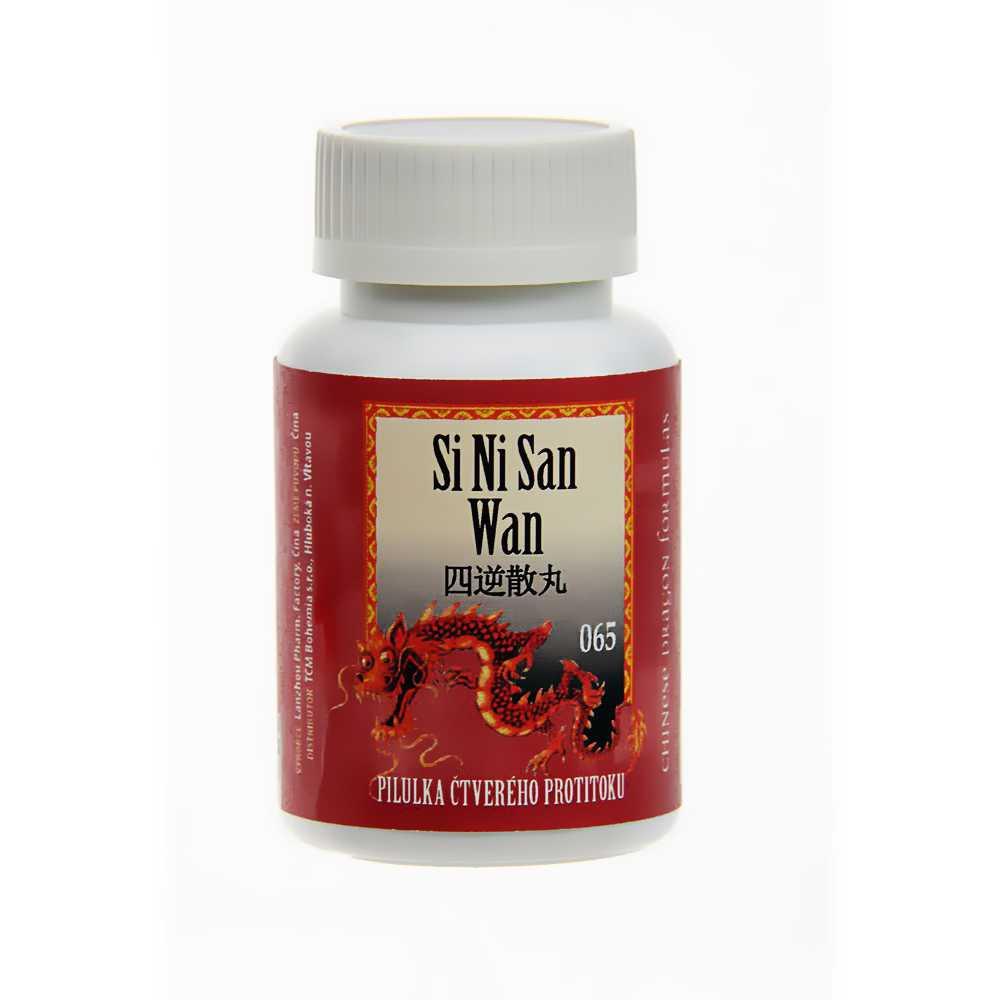 Pilulka štvorakého protitoku – SI NI SAN WAN – 065B