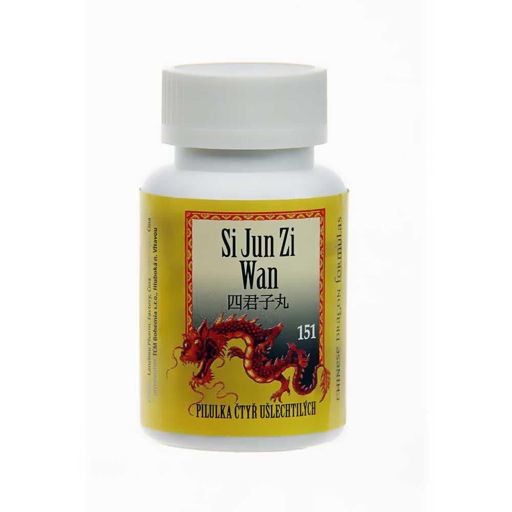 Pilulka štyroch ušľachtilých – SI JUN ZI WAN – 151B